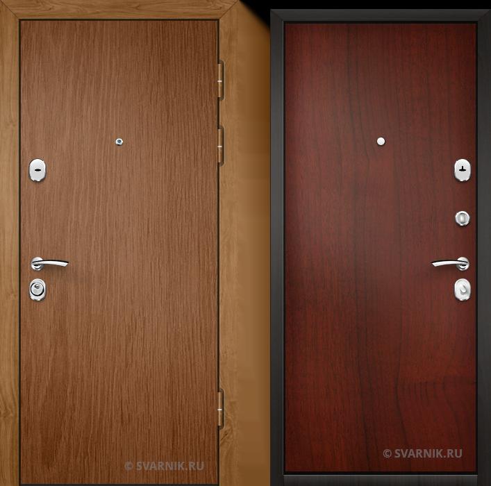Дверь входная под ключ в офис ламинат - ламинат